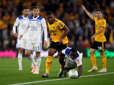 Wolves 0 Leicester City 0 (1-3 on pens) – Report and pictures