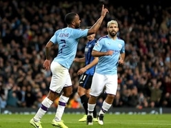 Where does Sterling's hat-trick rank amongst Champions League's fastest?