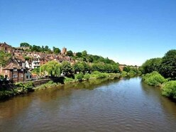 Safety warning after people reported swimming in river at Bridgnorth