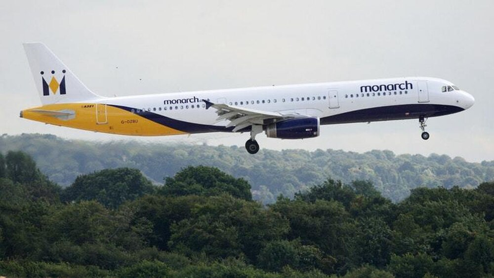 Monarch Airlines folds, leaves 1L passengers grounded