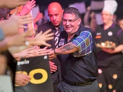Impressive Gary Anderson targeting a Slam title
