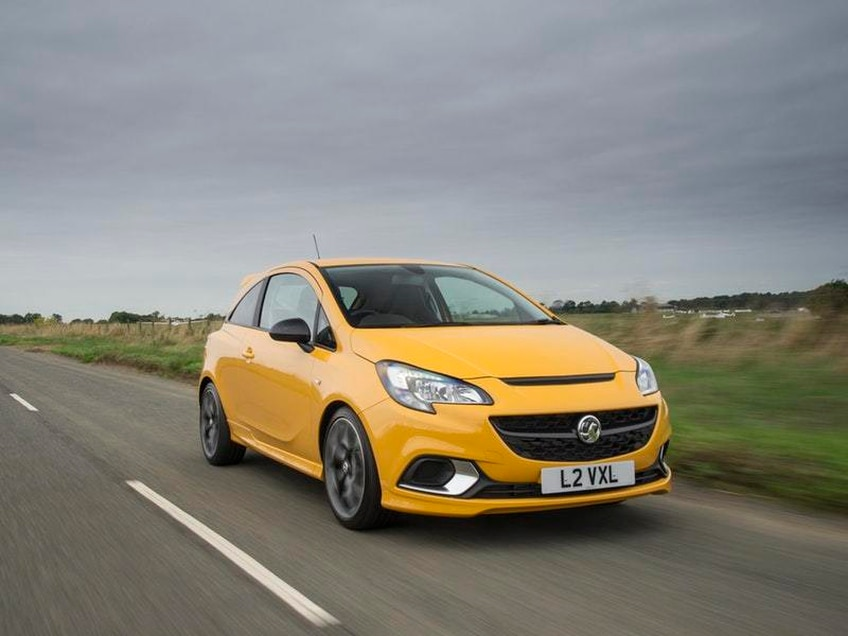 First Drive: Vauxhall's Corsa GSi offers well-equipped fun