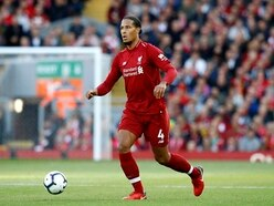 Van Dijk determined to win trophies at Liverpool