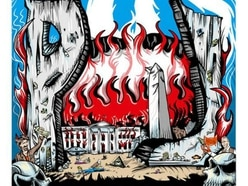 Pearl Jam's White House poster criticised