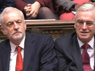 John McDonnell slams Tory 'abuse' of Jeremy Corbyn during Budget response