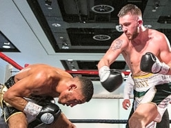 Danny Ball wants title rematch with Kaisee Benjamin