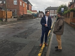 "Repairs hope for Birmingham's ""worst road"""