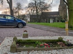 Families' plea to not drive over graves in new churchyard car park