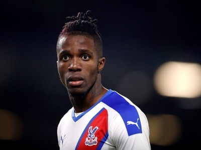 12-year-old boy arrested after racist abuse sent to footballer Wilfried Zaha released under investigation