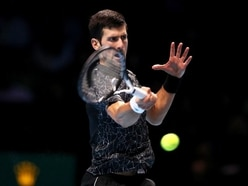 Novak Djokovic shows no signs of slowing up in London