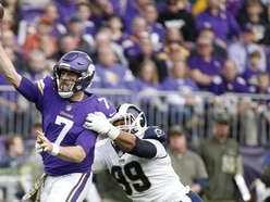 Case Keenum inspires the Minnesota Vikings to victory over the Rams
