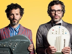 Flight Of The Conchords postpone Birmingham show due to member Bret McKenzie sustaining an injury