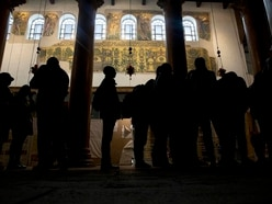 Bethlehem's Church of the Nativity gets facelift in bid to woo back Christians