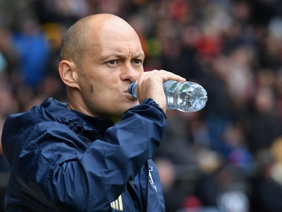 West Brom target Alex Neil insists 'sole attention' is on Preston North End