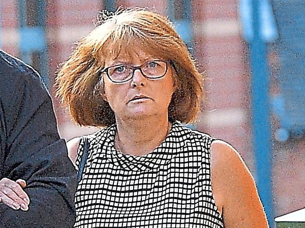 Snorkelling benefits cheat Linda Hoey given a suspended sentence –and a telling off from judge
