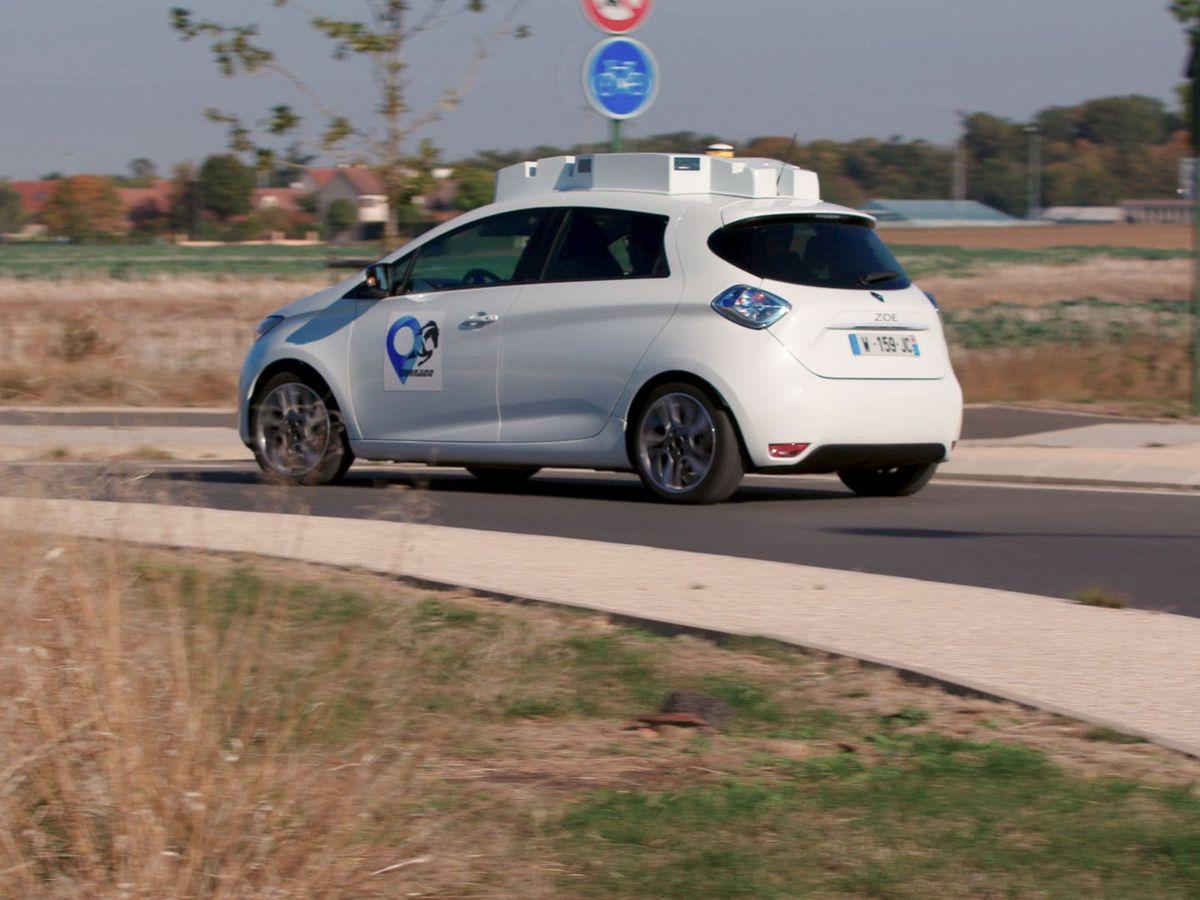 Renault testing