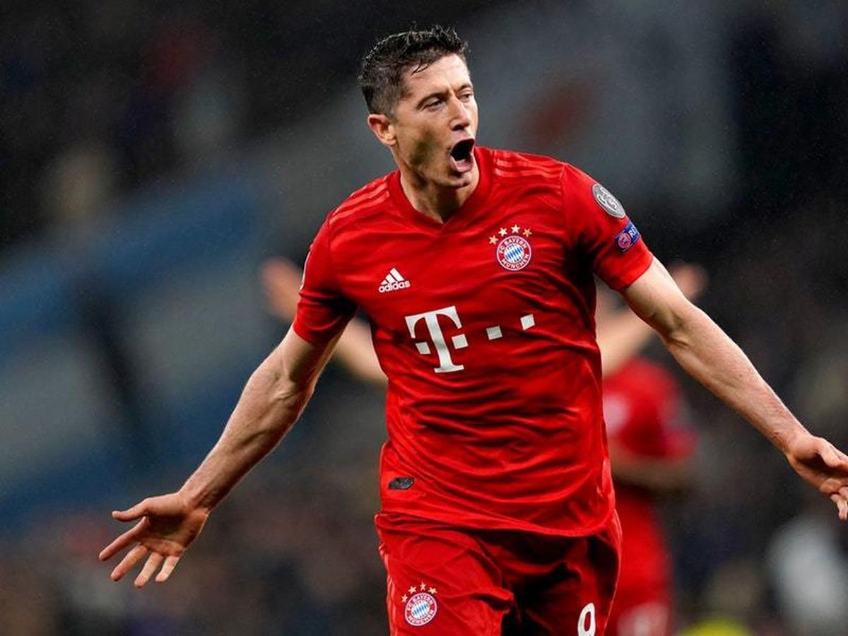 Robert Lewandowski Scores Late Winner For Bayern Munich