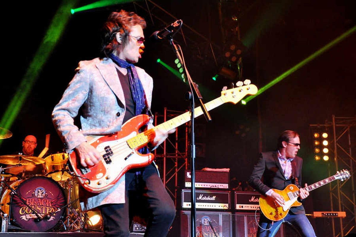 Black Country Communion to play Wolverhampton Civic again