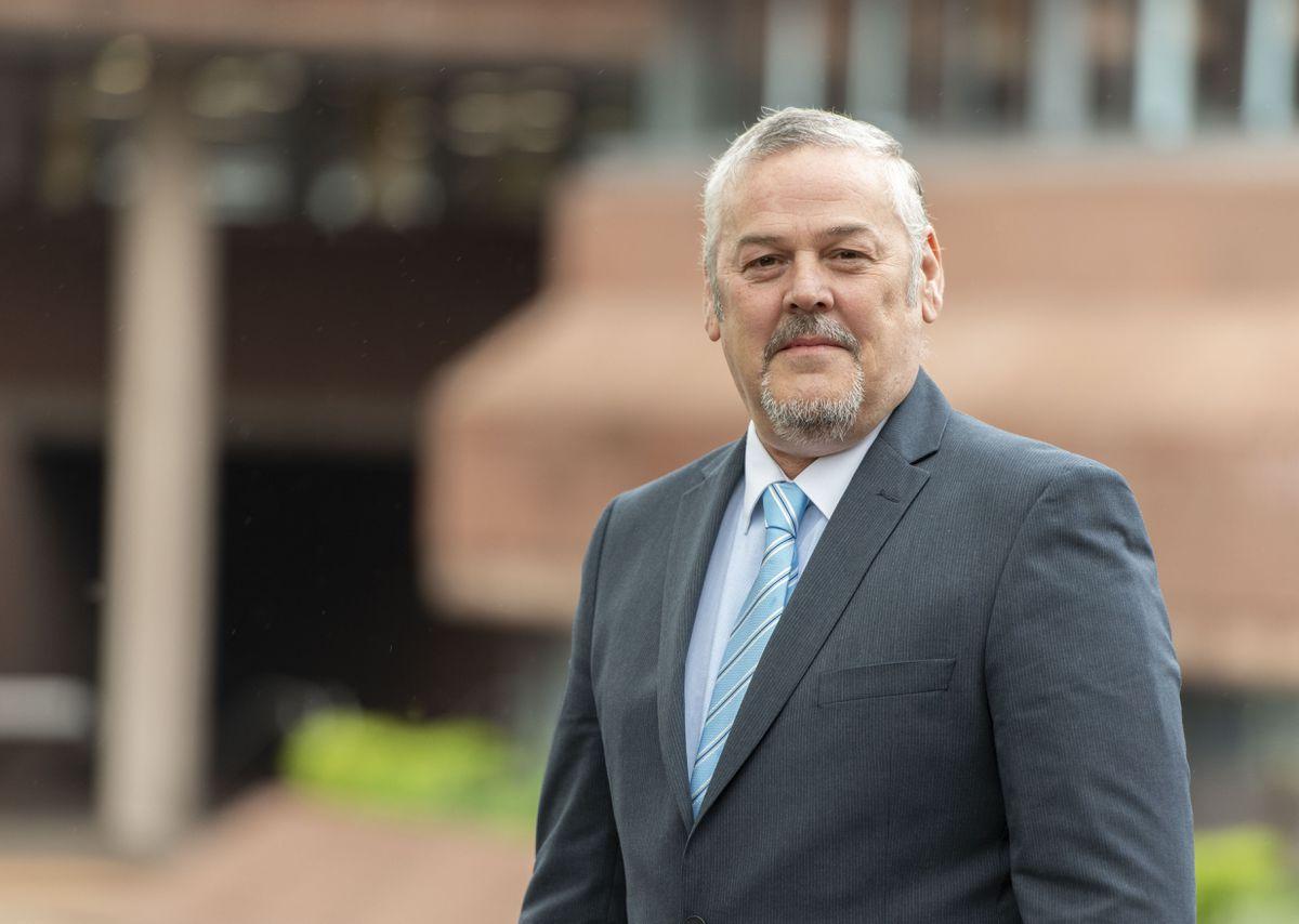 City of Wolverhampton Council leader Councillor Ian Brookfield