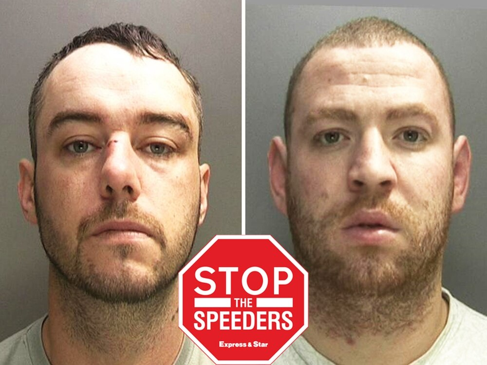 Stop the Speeders: Callous killer drivers jailed for less than eight