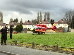 Police appeal after man stabbed in chest in Darlaston