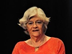 Nothing Strictly off-limits for feisty Ann Widdecombe as she prepares for Shropshire show