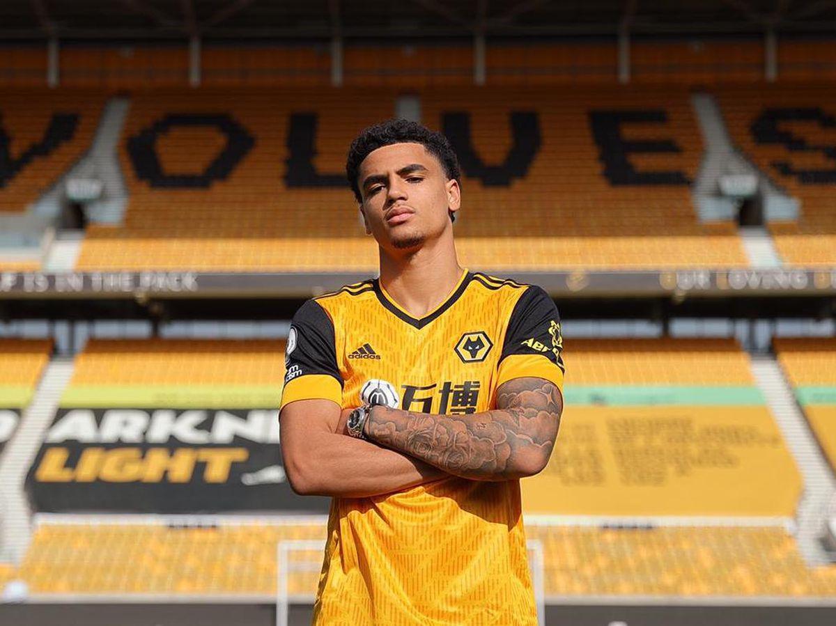 Wolves' new signing Ki-Jana Hoever (Photo: Wolves)