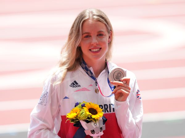 Keely Hodgkinson