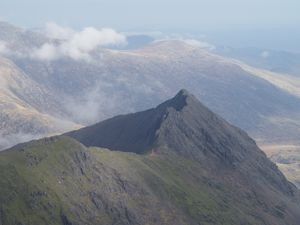 Crib Goch. Photo: Andy Powell licensed under CC BY 2.0