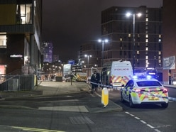 Man, 20, stabbed in Birmingham city centre