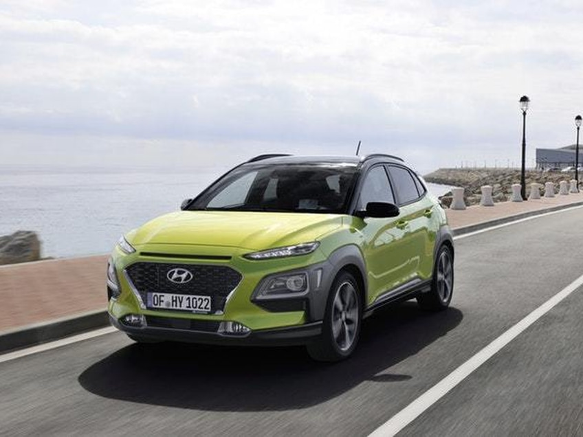 First Drive: Funky new Hyundai Kona spices up the compact crossover market