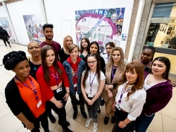Sandwell College collaboration is a work of art