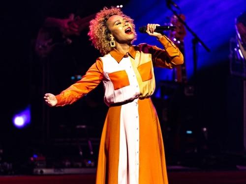 Emeli Sande brings UK tour to Birmingham - in pictures