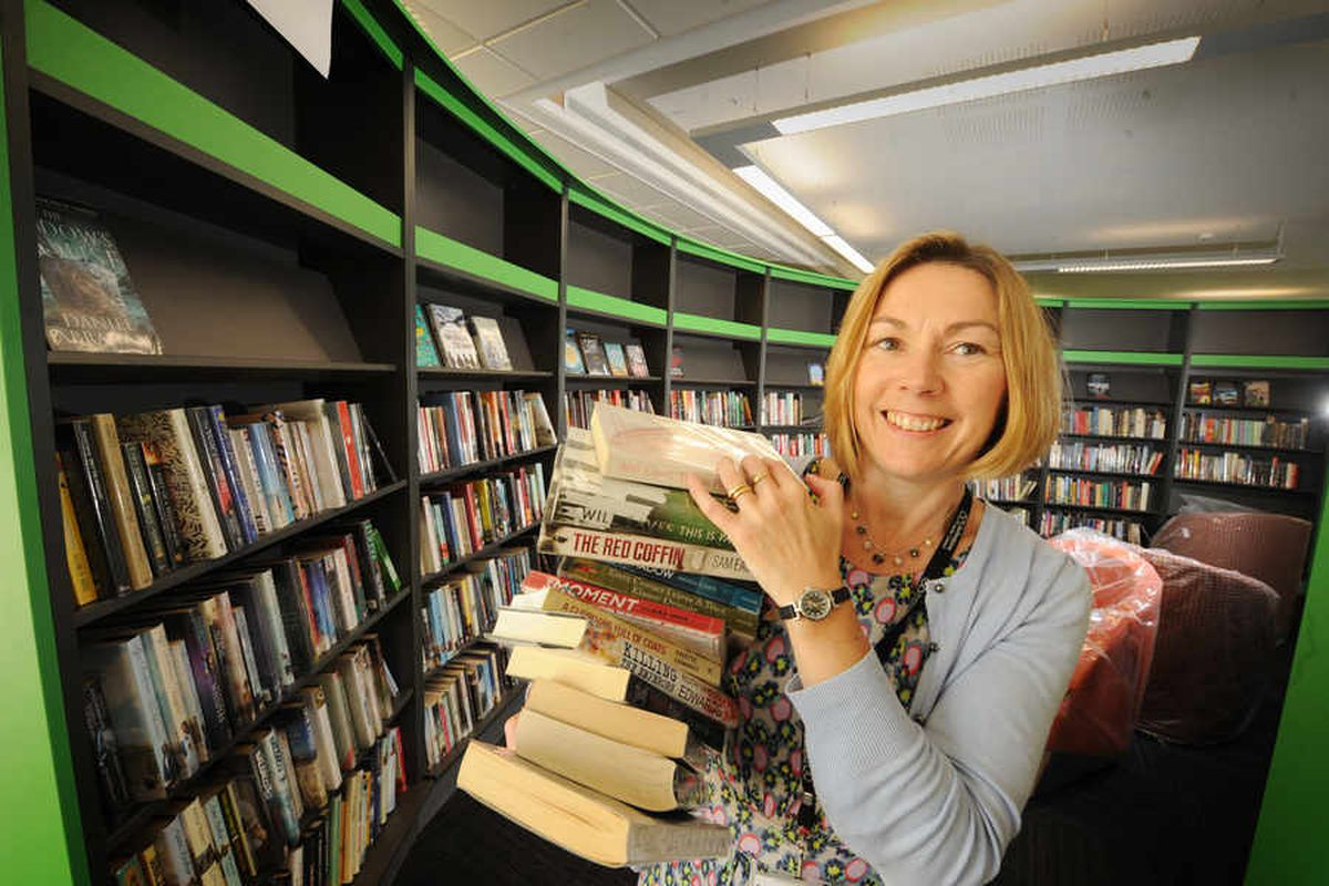 IN PICTURES: New chapter for £1 million Stafford library