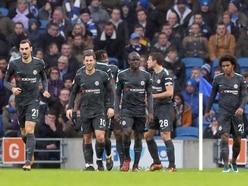 Eden Hazard dazzles as ruthless Chelsea put four past Brighton