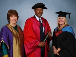 Albion legend Brendon Batson receives honorary degree