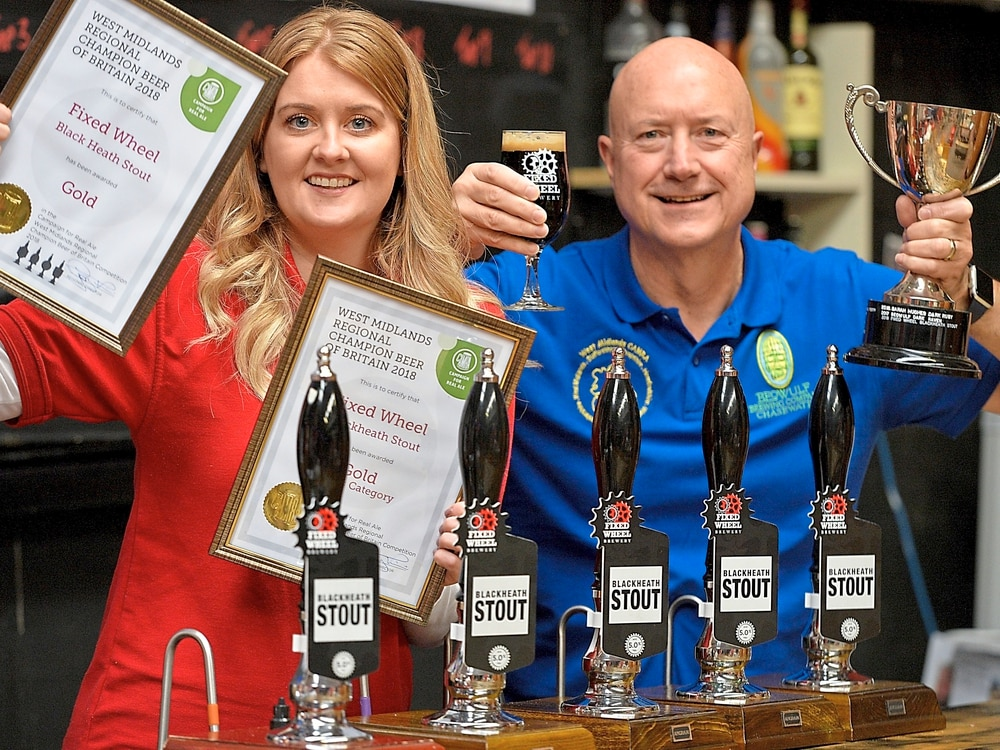 Black Country beer claims second award in six months