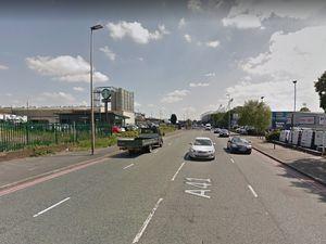 A41 Birmingham Road, in West Bromwich. Photo: Google Maps