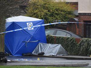 Brierley Hill double murder probe