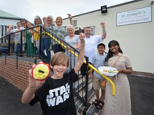 Members of the community enjoyed the fun day celebrating the refurbished social club and hall at St Joseph's Catholic Church in Wolverhampton