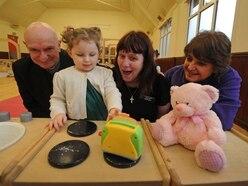 Wolverhampton church hall receives £50k revamp