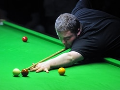 Parsons is blazing a trail on the baize