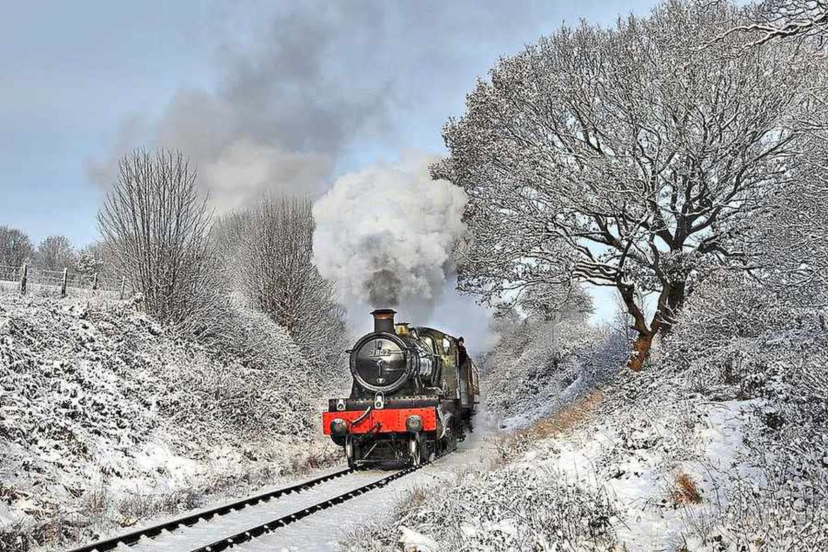 Full steam ahead for Severn Valley Railway share offer