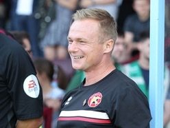 Dean Keates encouraged by Walsall showing