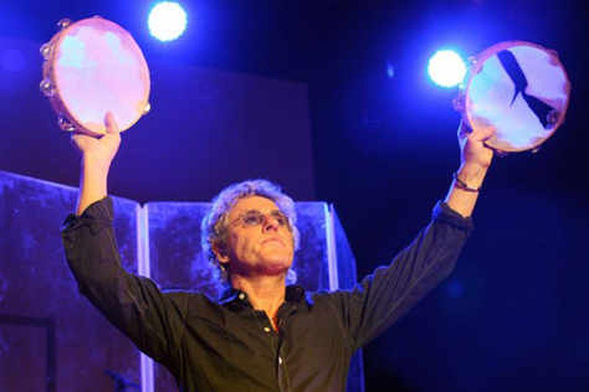 Concert review: Roger Daltrey at Wolverhampton Civic Hall