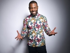 Oldbury comic Darren Harriott to play Dudley
