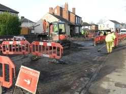 'Everything is ruined': Anger as homes wrecked by burst water main for second time
