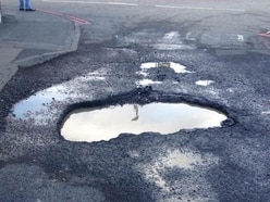Major investment to improve crumbling roads in Sandwell