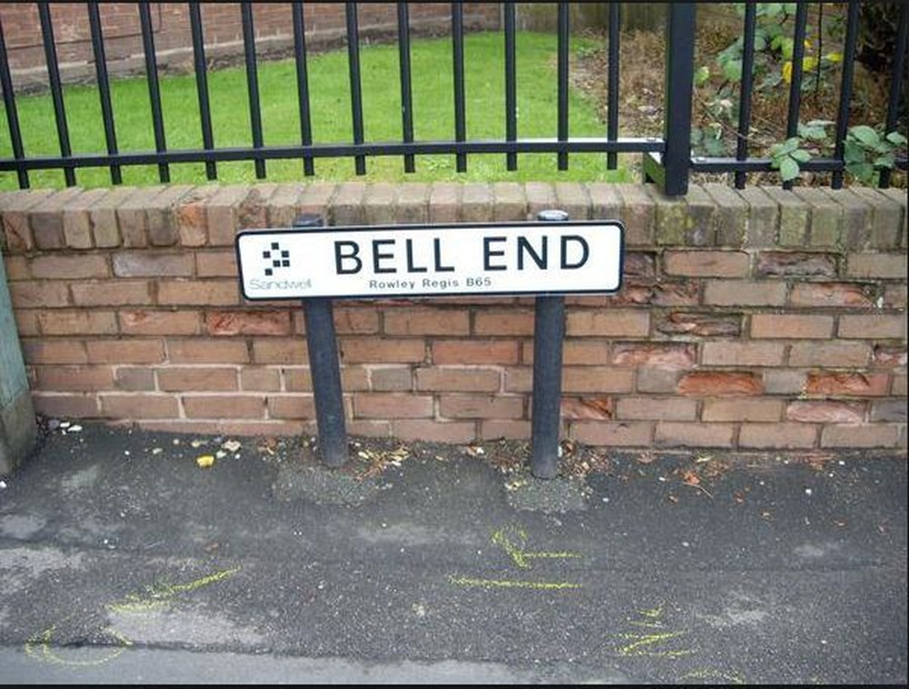 The end for bell end petition launched to change black countrys bell end in rowley regis leads onto mincing lane sciox Gallery