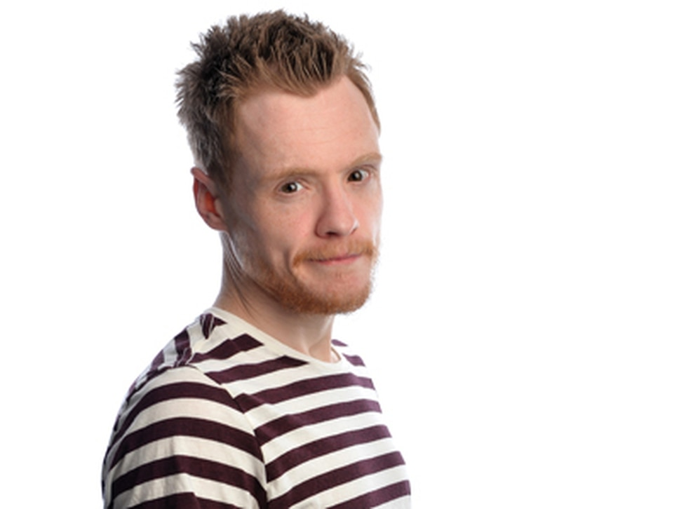 Andrew Lawrence speaks ahead of Wolverhampton show